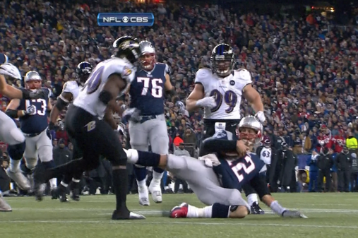 Did Tom Brady Intentionally Try to Injure Ed Reed?