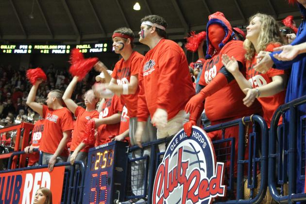 #23 Ole Miss Looks to Showcase Hardcourt Skills Thursday in Prime Time