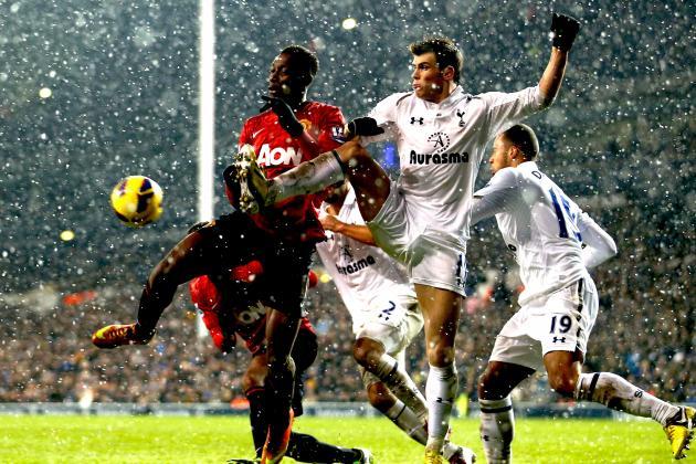 Tottenham 1-1 Manchester United: How Fergie Stopped Gareth Bale