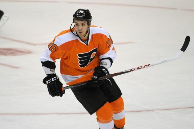Zac Rinaldo Suffers Leg Injury, Requires 20 Stitches