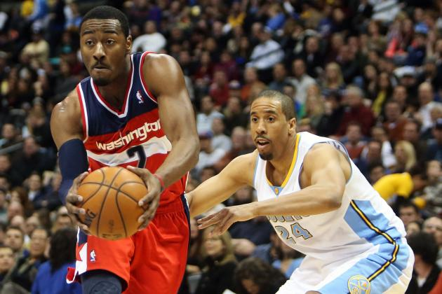 John Wall Giving Immediate Boost to Wizards Upon Return from Injury