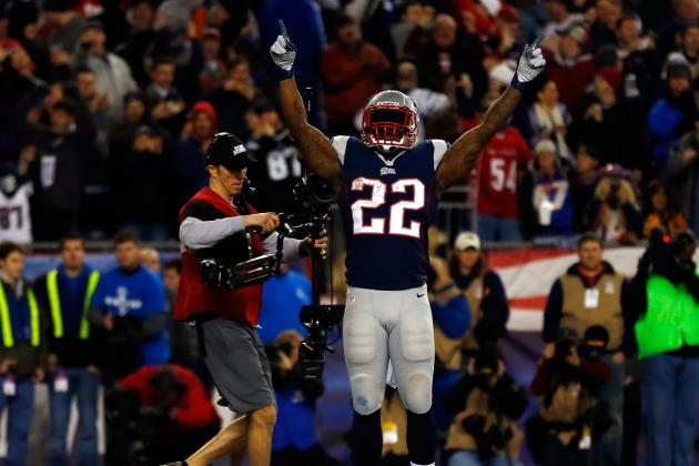 Stevan Ridley out Due to Head Injury