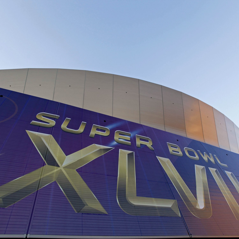 Super Bowl Start