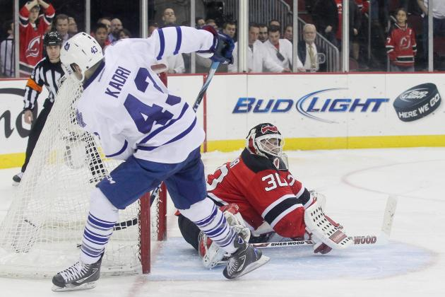 Leafs' Nazem Kadri Off to a Flying Start