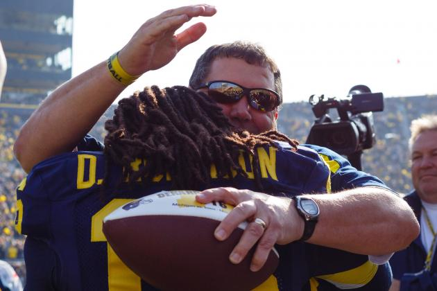 Michigan Football: Why Brady Hoke Is a Better Recruiter Than Urban Meyer