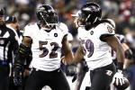 Ravens Beat Pats 28-13 to Advance to Super Bowl