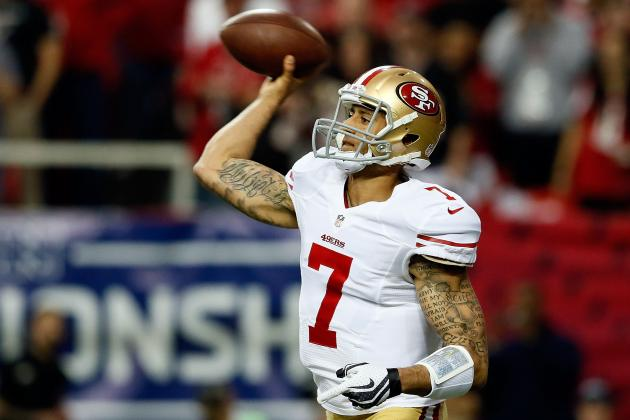 49ers Open as 5-Point Favorites over Ravens in Super Bowl