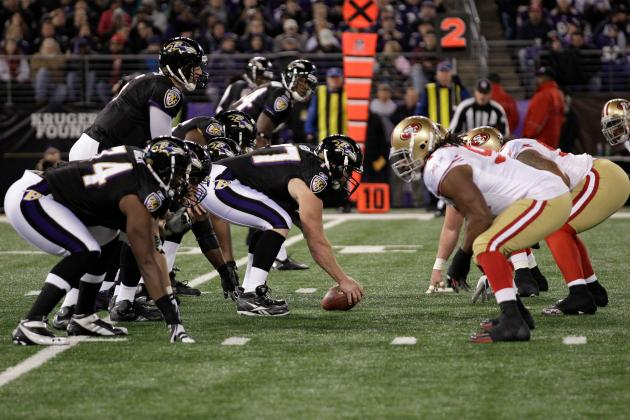 Super Bowl Betting Line: 49ers Early Favorite over Baltimore Ravens