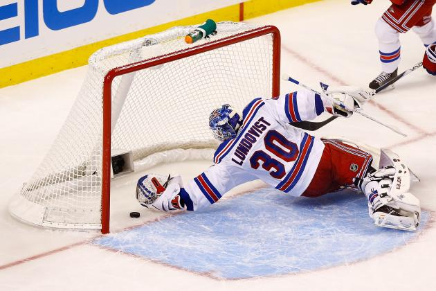 Rangers pounded by Penguins in Garden opener