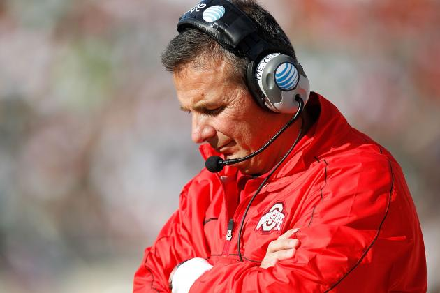 Urban Meyer Dealing with Numbers Crunch as OSU's 2013 Recruiting Class Fills Up