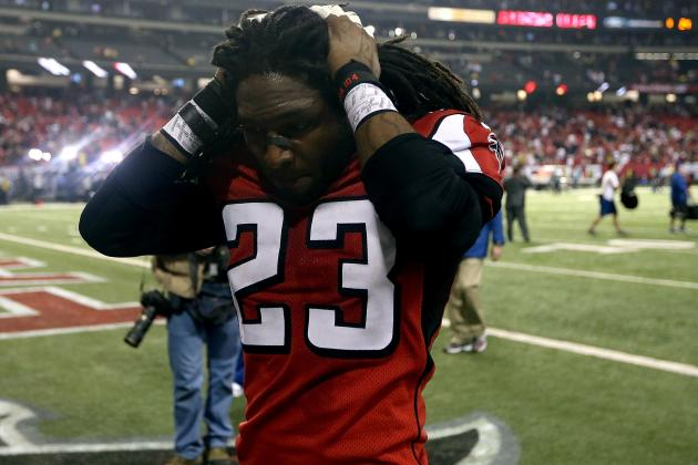 In the End, the Same Old Falcons