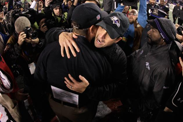 HarBowl! Harbaugh Brothers Jim and John to Square off in Super Bowl