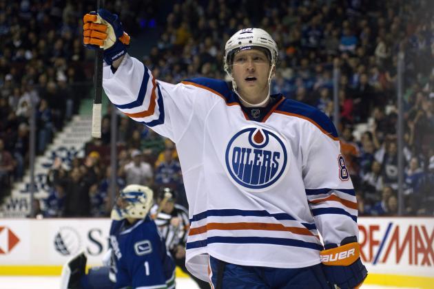 Hemsky nets SO winner as Oilers top Canucks