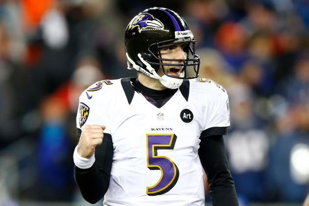 Ravens vs. Patriots: AFC Championship Win Doesn't Yet Make Joe Flacco Elite