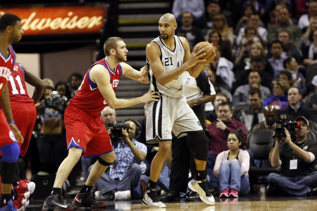 San Antonio Spurs vs. Philadelphia 76ers: Preview, Analysis and Predictions