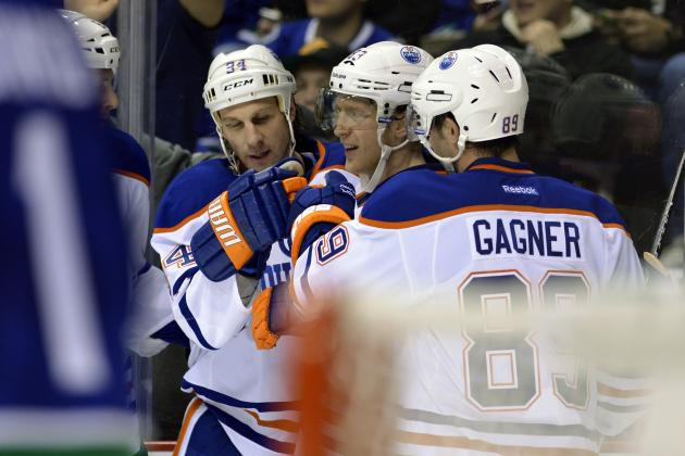 Oilers Rally from 2-0 Deficit to Win Opening Game of Lockout-Shortened Season