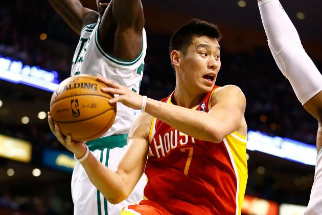 Will Jeremy Lin Be a Lifelong Rocket?