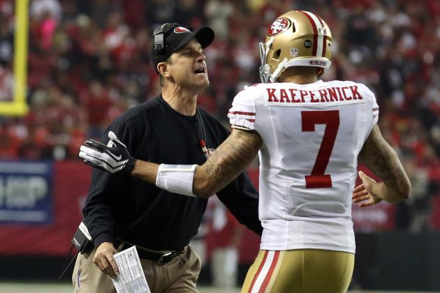 Colin Kaepernick Will Reward Jim Harbaugh with Super Bowl Victory