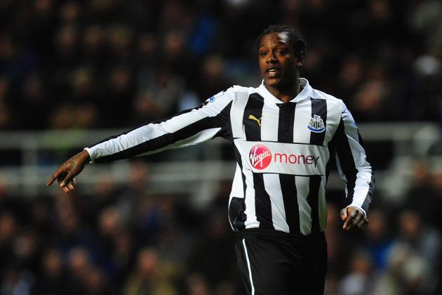 Nile Ranger Gives Newcastle Faithful Twitter Bashing He'll Live to Regret