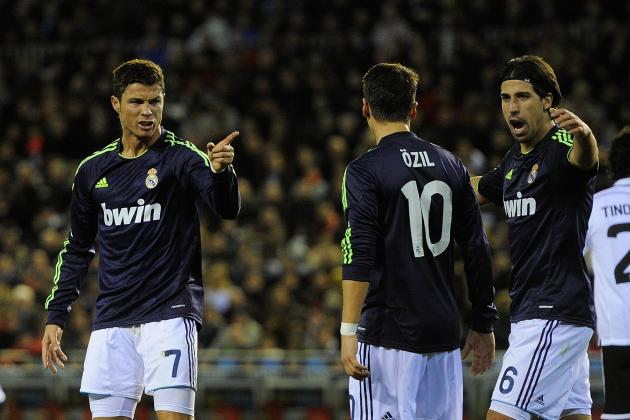 Real Madrid: Rating the Madrid Players in La Liga Win over Valencia