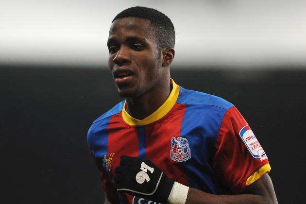 Zaha Meets Fergie for Talks After Man United Agree £15m Deal for Palace Starlet