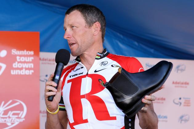 Lance Armstrong Film on Way, with JJ Abrams in Saddle
