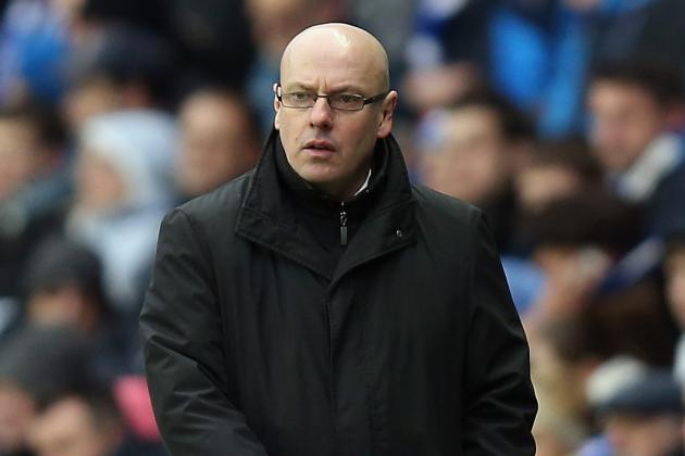 Reading Boss Brian McDermott Will Not Be Spending Big During Winter Window