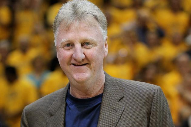 Seattle Owners Could Target R.C. Buford or Larry Bird to Run Franchise