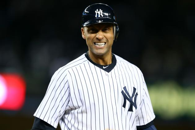 Why Derek Jeter's Ankle Is Key to the New York Yankees' 2013 Season