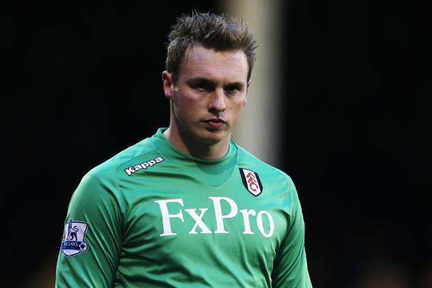 David Stockdale Admits He Could Make a Permanent Move from Fulham to Hull City