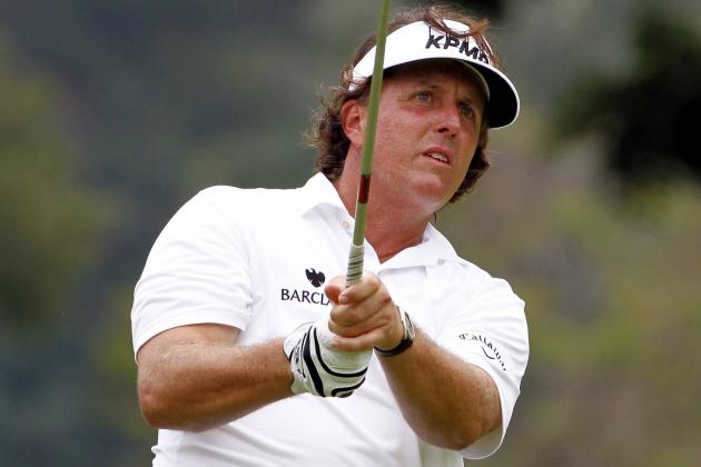 Mickelson Hints at Big off-the-Course Changes