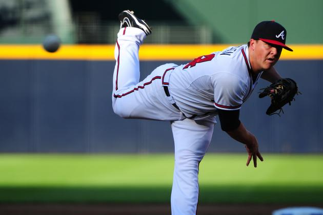 Atlanta Braves' Season Rides on Kris Medlen's Right Arm