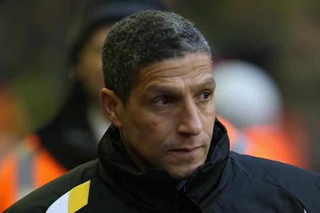 Norwich Boss Chris Hughton Is in the Market for a Reasonably-Priced Striker