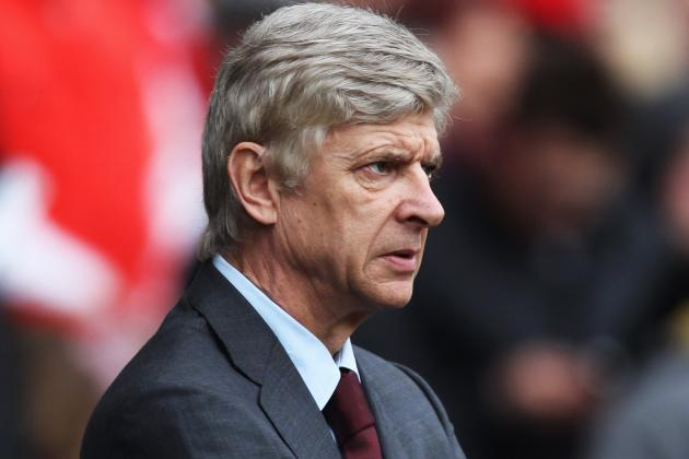 Arsène Wenger Warns That Arsenal Cannot Afford to Drop Any More Points