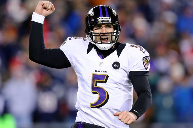 Joe Flacco Leading Baltimore Ravens to 2013 Super Bowl Cements Elite Status