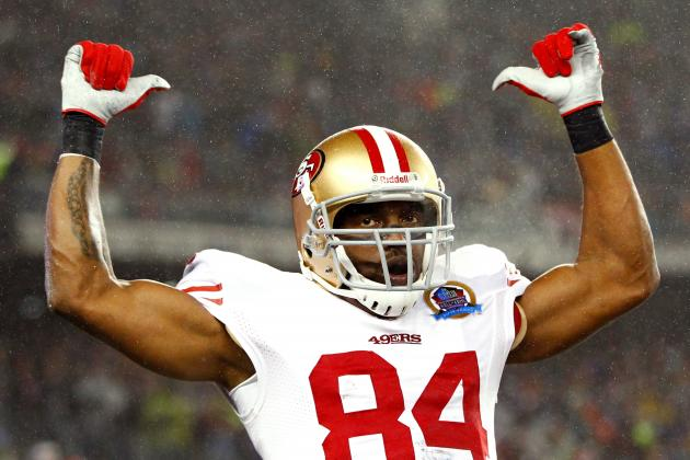 Randy Moss Will Be Super Bowl X-Factor for 49ers vs. Ravens