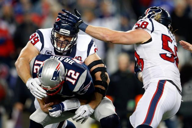 Houston Texans Advanced Stat of the Week: Net Yards Per Attempt