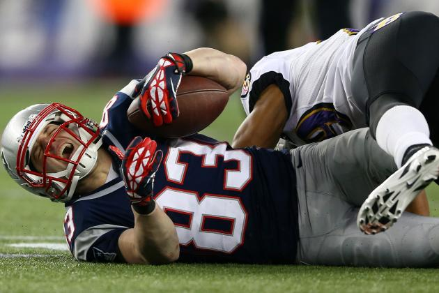 Welker Comments on Drop, Future with Patriots