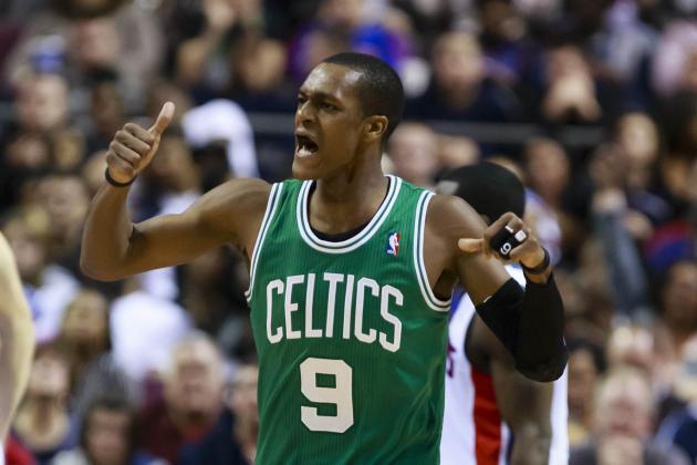 Rajon Rondo: 'I Gotta Do a Better Job of Being a Leader'