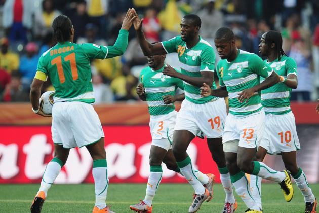 Africa Cup of Nations 2013 TV Schedule: Day 4 Live Stream Info and Predictions