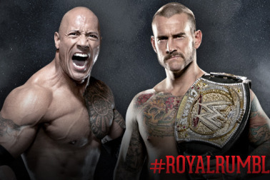 The Rock vs. CM Punk Results: The Rock Wins WWE Title at Royal Rumble