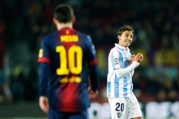 Malaga 2-4 Barcelona: Cup Classic Leads to Real Madrid-Barcelona Semifinal