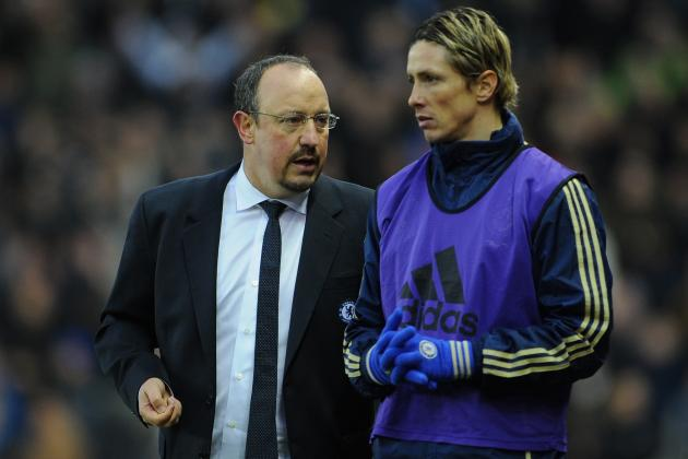 Rafael Benitez Defends Fernando Torres but for How Long?