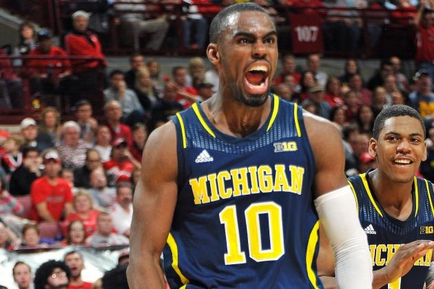 Wolverines' Tim Hardaway Jr. Is Big Ten Player of the Week
