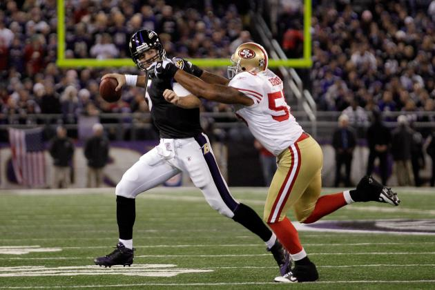 Super Bowl XLVII: Does Colin Kaepernick or Joe Flacco Have the Edge at QB?