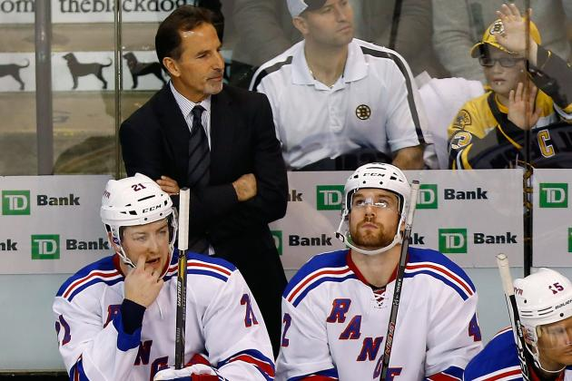 Torts: Time for Rangers to Wake Up