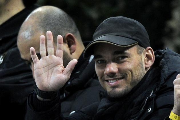 Liverpool Transfer News: Reds Should Be Glad They Missed out on Wesley Sneijder