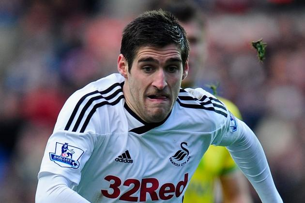 Newcastle Set to Enter Race for Swansea Striker Graham