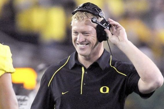 Frost Ready for Leap to Oregon Offensive Coordinator
