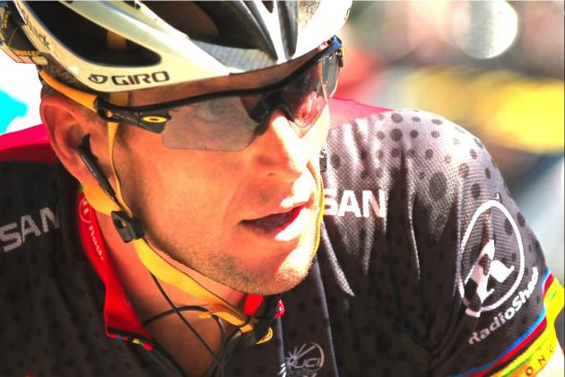 Report: Paramount Confirms Lance Armstrong Movie Is in the Works